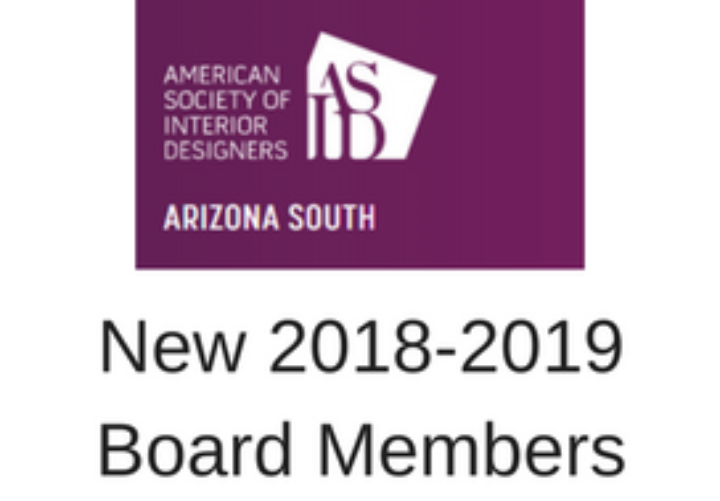 2018-2019 Newly Elected Board Members