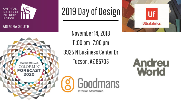 2019 Day of Design