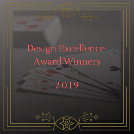 2019 Design Excellence Awards Winners