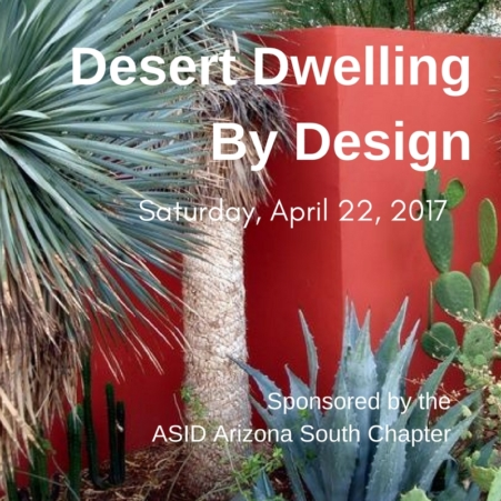 Desert Dwelling By Design 2017