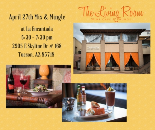 April Mix & Mingle