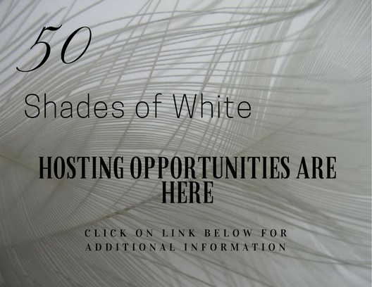 50 Shades of White Hosting Invite